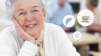 Ganztagserpflegung für Seniorenheime